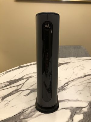 Motorola Modem Router for Sale in San Diego, CA