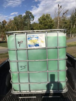 Tote of Anti Freeze for Sale in Fairmont,  WV