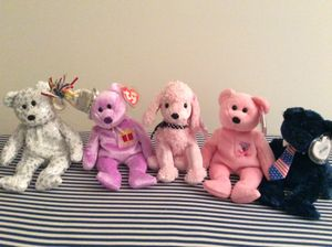 Beanie Babies collection for Sale in Monroe Township, NJ