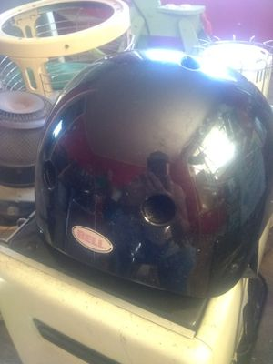 Bell bike helmet,Small,black color,safeway on that bike. for Sale in Saint CLR SHORES, MI