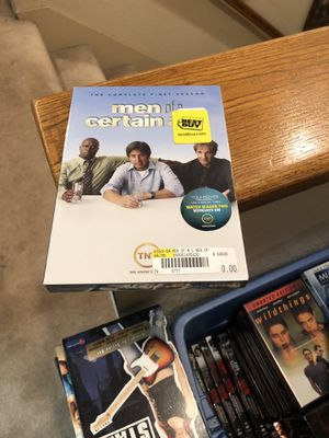 Men Of A Certain Age The Complete First Season DVD Brand New Factory Sealed tv series one 1 tnt s1 for Sale in Buena Park, CA
