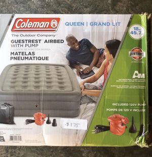 Coleman Air mattress for Sale in Arlington, TX
