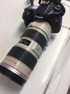 Canon is 70-200mm 2.8 for Sale in Los Angeles, CA