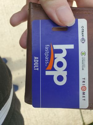 Portland Hop Card $97.50 remains for Sale in Portland, OR