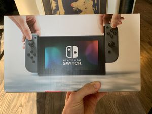 *SEALED* New In Box Nintendo Switch for Sale in Austin, TX