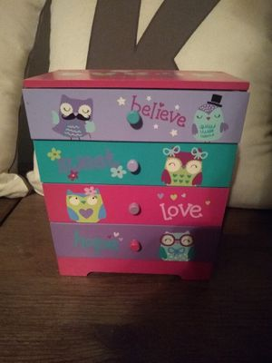Kids Jewelry box for Sale in Kent, WA