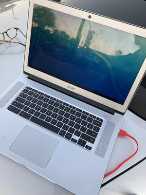 Acer Chromebook 15 CB515-1H Series for Sale in Ponte Vedra Beach, FL