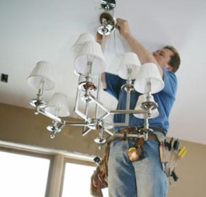 Chandelier, ceiling fans and light fixture installation for Sale in Grand Prairie, TX