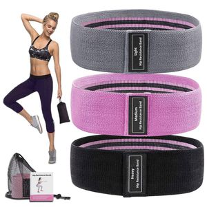 MOVOYEE Exercise Bands for Working Out Men Women,Workout Elastic Bands Long Fabric Body Resistance Bands Thick Set 3 Loop Fitness Equipment Fit Home for Sale in Santa Ana, CA