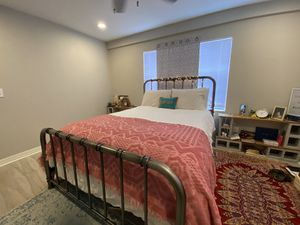 Iron Queen Bed Frame for Sale in Tampa, FL