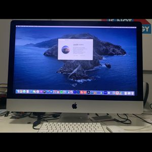 "Apple iMac Computer - 27"" 5K Retina, 1 TB Storage, 16GB Memory, 3.2 Ghz Quad Core for Sale in Riverside, CA"