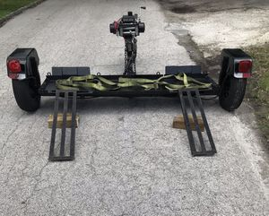 Heavy Duty Car/Truck Car Dolley Towing for Sale in Tampa, FL