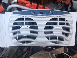 Dual fan for Sale in Clifton, VA