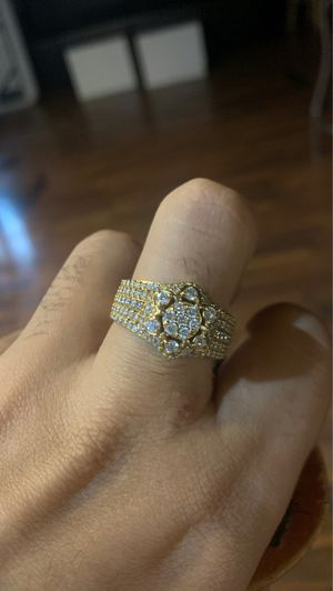 Vs1 Diamond 14k Gold Ring for Sale in Miami, FL