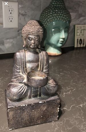 Buddha candle holder for Sale in Fort Worth, TX