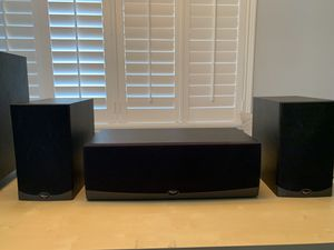 Klipsch Speakers and Subwoofer for Sale in Fort Lauderdale, FL