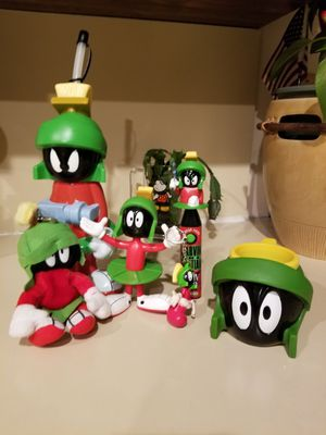 Looney Tunes Marvin The Martian Collection $40 for Sale in West Palm Beach, FL