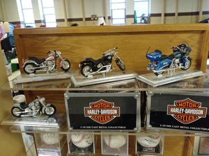 6 Harley Davidson Collectibles...Die Cast Collectibles for Sale in Norfolk, VA