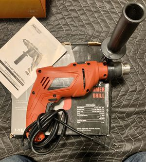 "1/2 "" hammer drill corded 4.5 Amps for Sale in Aurora, IL"