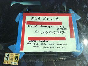 Ford Ranger 2001 - $2600 for Sale in Manassas, VA