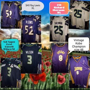 NFL & NBA Jerseys for Sale in Wenatchee, WA