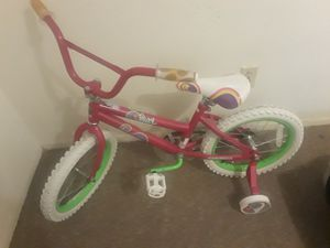 Little girl bike for Sale in Houston, TX