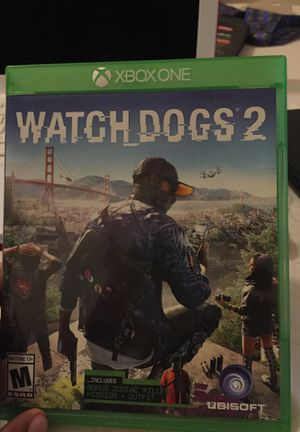 Watch dogs 2 for Sale in Lake Worth, FL
