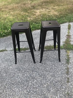 Metal barstools for Sale in Everett, WA
