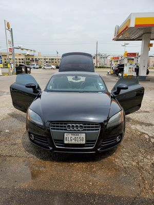 Audi tt coupe for Sale in Austin, TX