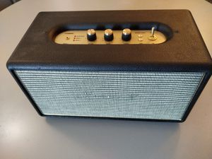 Marshall Stanmore Bluetooth Stereo - Black for Sale in Nashville, TN
