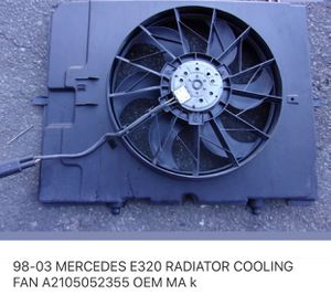 Radiator cooling fan for Sale in Haines City, FL