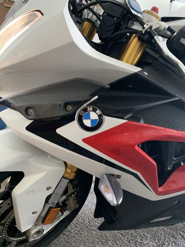 2014 BMW S1000RR miles 12757