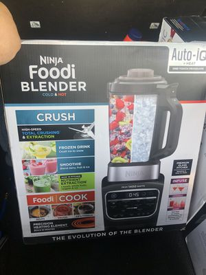 Ninja Foodi Blender Brand New for Sale in Grand Prairie, TX