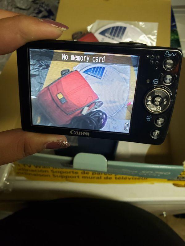 Power shot SD750 digital camera 7.1 MP