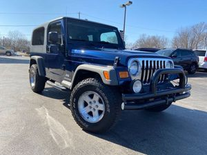 2005 Jeep Wrangler for Sale in Channahon, IL