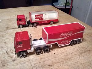Collectable toy trucks for Sale in Summerfield, FL