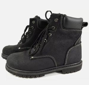 Chinook Footwear Men's Oil Rigger Steel Toe Work Boots Size 10 for Sale in Kent, WA