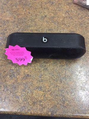 Black wireless Bluetooth beats pill (inventory code 929-149-3339) for Sale in Sacramento, CA