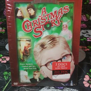 New A CHRISTMAS STORY DVD SEALED for Sale in Bonney Lake, WA