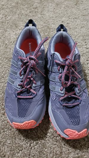 Adidas women's 7.5 hiking sneakers for Sale in Glendale, AZ