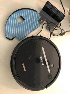 Ecovacs Ozmo 601 Smart Robot Vacuum and Mop for Sale in Los Angeles, CA