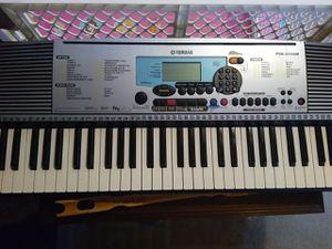 Keyboard Piano Yamaha PSR-225GM for Sale in Ontario, CA