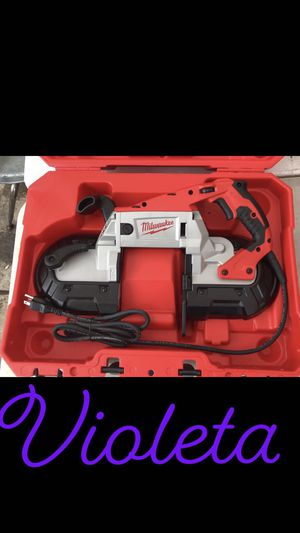 Milwaukee band saw for Sale in Compton, CA
