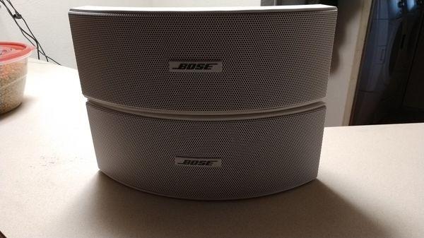 Bose. Speakers