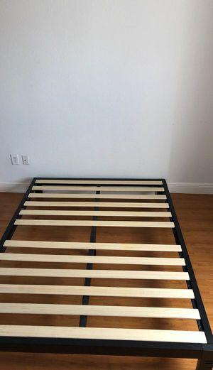 Bed frame (queen) for Sale in Kansas City, KS