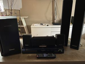 PANASONIC SURROUND SOUND for Sale in Round Rock, TX