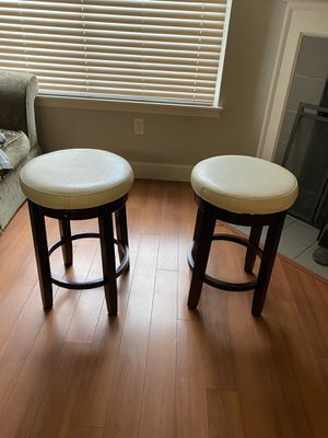 Leather Bar stools for Sale in Portland, OR