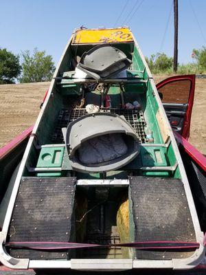 Jon boat for Sale in Grand Prairie, TX
