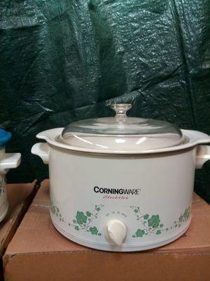 Corning Ware Crock Pot for Sale in Delran, NJ