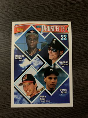 Prospect SS baseball card for Sale in Syosset, NY
